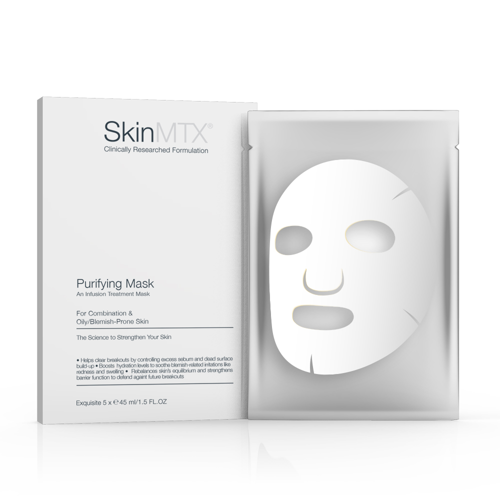 Purifying Infusion Treatment Mask