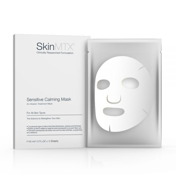 Sensitive Calming Infusion Treatment Mask