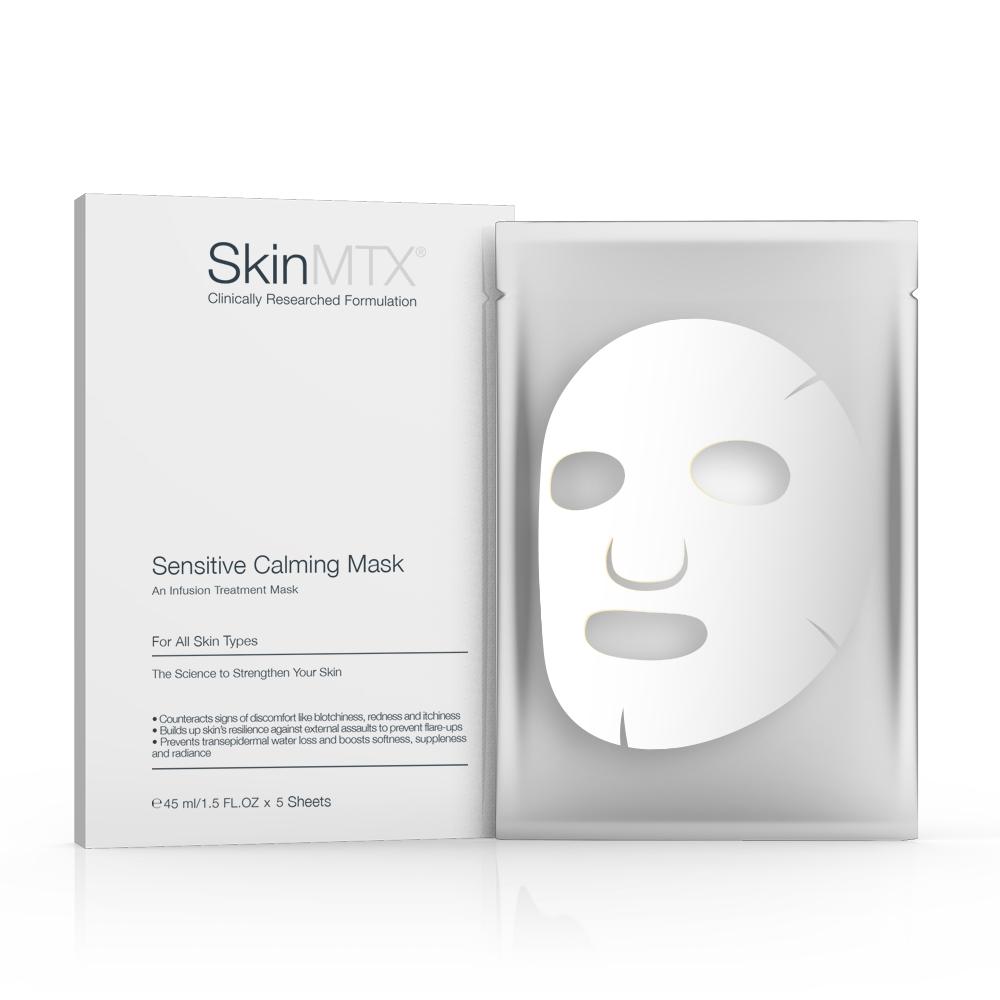 Sensitive Calming Infusion Treatment Mask