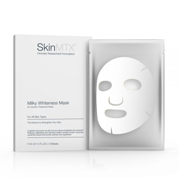 Milky Whiteness Infusion Treatment Mask